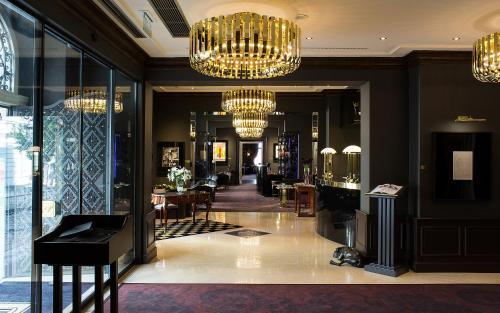 Le Palais Art Hotel Prague - 33 of 51