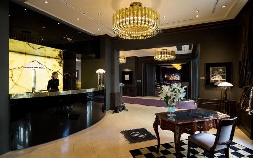 Le Palais Art Hotel Prague - 34 of 51
