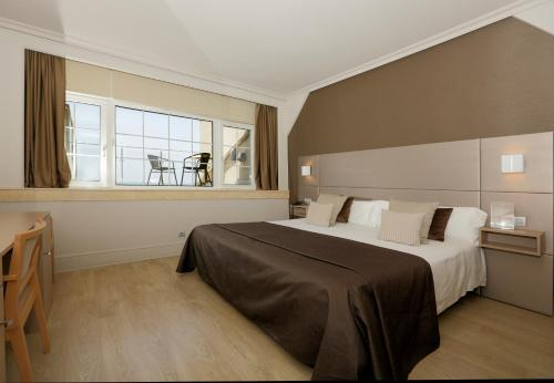 Double or Twin Room with Sea View - single occupancy Hotel Igeretxe 2
