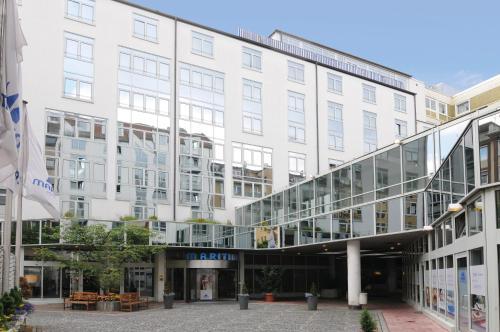 Maritim Hotel München impression