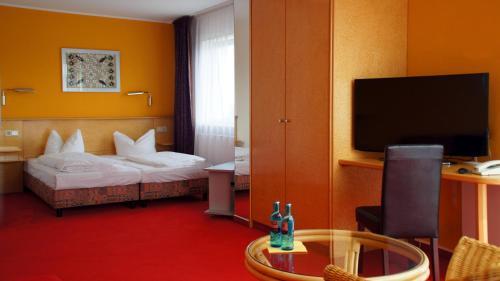 Hotel am Buschkrugpark photo 18