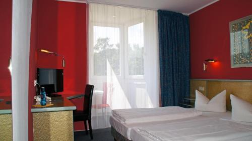 Hotel am Buschkrugpark photo 20