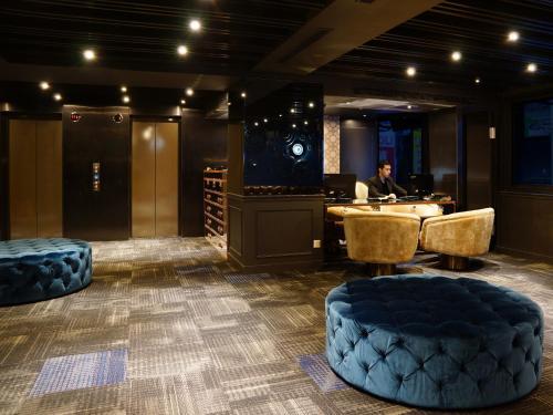 Hotel Relax II, Tajpej