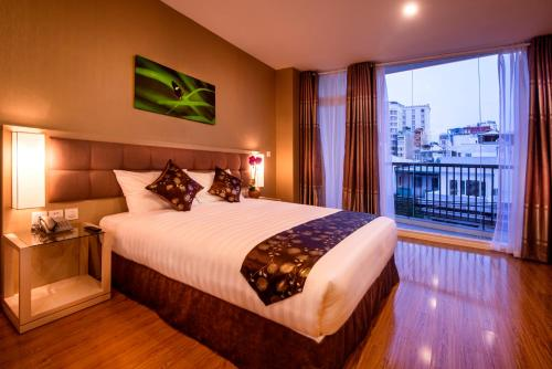 GK Central Hotel, Ho Chi Minh City