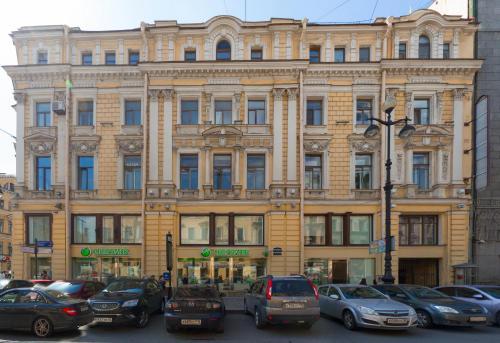 Stay at Bolshaya Morskaya 7 Hotel