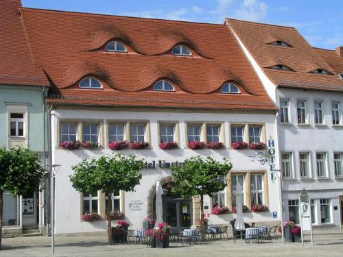 Отель Hotel Unstruttal 0 звёзд Германия