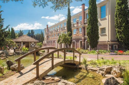 Гостиница Дарсан, Ялта