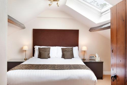 Deluxe Double Loft Room with Bath