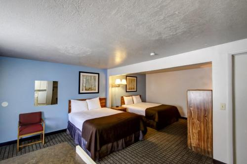 ➦  Choice Hotels    (Utah) customer rating