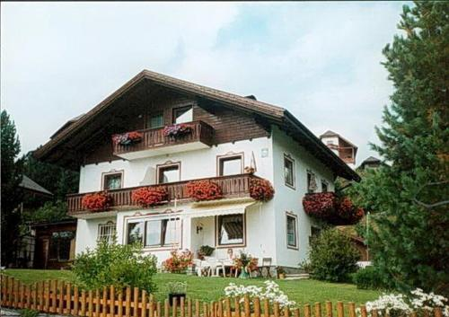 Gästehaus Zaller - Apartment mit Balkon