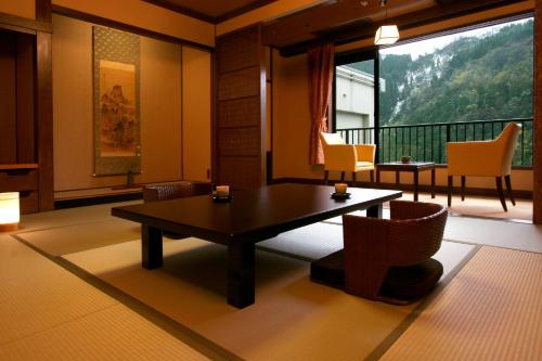 Superior Japanese-Style Room with Shower