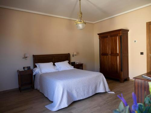 Suite Junior con terraza Torre Maestre Hotel Rural 5