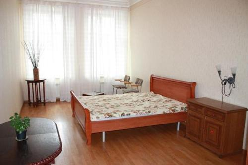 Na Dobrolyubova Apartment front view