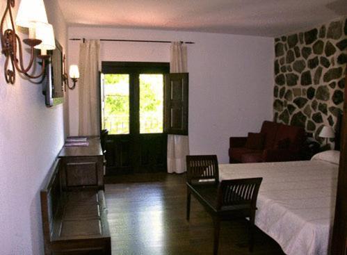 Doppel- oder Zweibettzimmer Hotel Spa Villa de Mogarraz 4