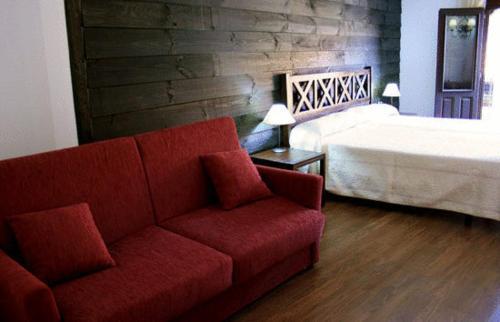 Superior Double or Twin Room Hotel Spa Villa de Mogarraz 2