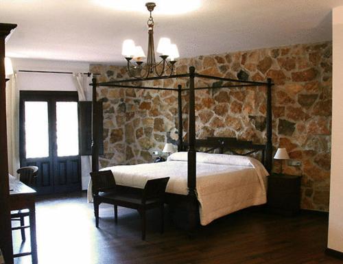 Habitación Doble Superior - 1 o 2 camas Hotel Spa Villa de Mogarraz 4