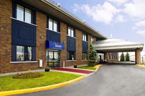 Travelodge Hotel Montreal Airport Saint Laurent Qc Canada