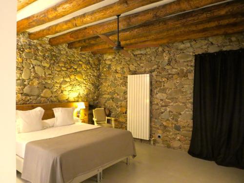 Deluxe Double Room Hotel Mas Carreras 1846 10