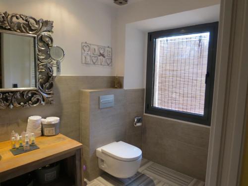 Deluxe Double Room Hotel Mas Carreras 1846 15