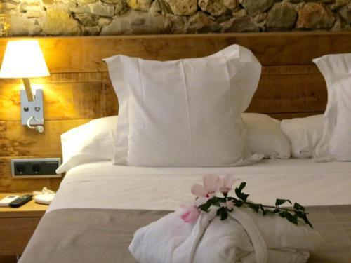 Habitación Doble Deluxe Hotel Mas Carreras 1846 10