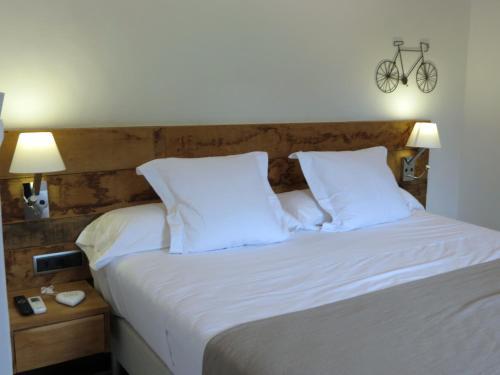 Habitación Doble Estándar Hotel Mas Carreras 1846 11