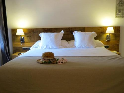 Habitación Doble Superior Hotel Mas Carreras 1846 8