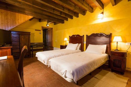 Double Room - Disability Access Casa do Merlo 3