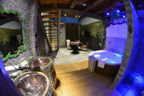 Suite Superior - Uso individual Hotel el Lagar de Isilla 1
