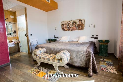 Habitación Doble - 1 o 2 camas - Uso individual Hotel el Lagar de Isilla 15
