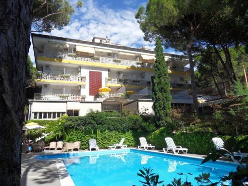 Отель Hotel Abbazia 3 звезды Италия