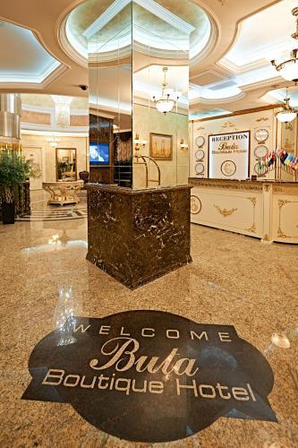 Отель Boutique Hotel Buta