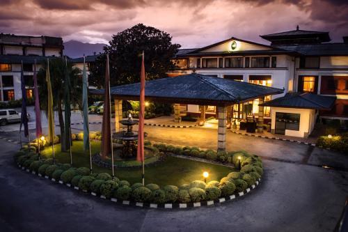 Отель Hotel de l' Annapurna