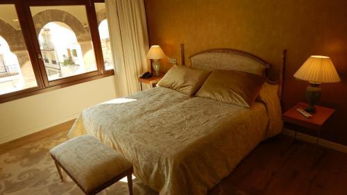 Habitación Doble Confort - 1 o 2 camas Palau dels Osset 1