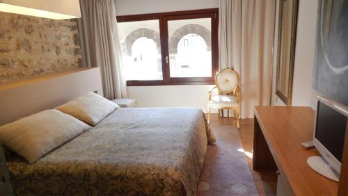 Habitación Doble Confort - 1 o 2 camas Palau dels Osset 3