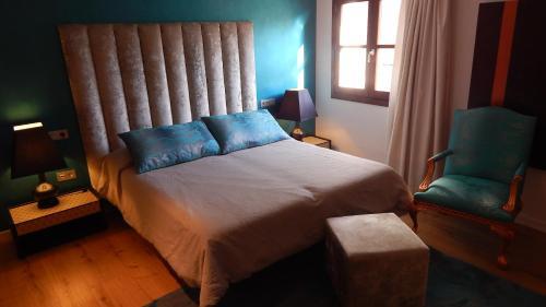 Habitación Doble Confort - 1 o 2 camas Palau dels Osset 9