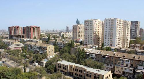 Апартаменты На улице Ага Нейматулла