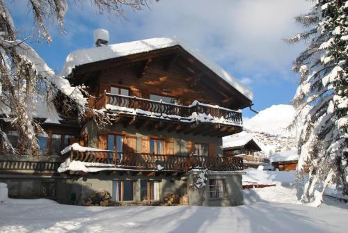 Отель Chalet Norjeanne 4 звезды Швейцария