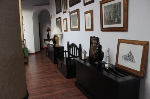 Habitación Doble con cama supletoria (3 adultos) - No reembolsable Hotel Las Casas del Consul 4
