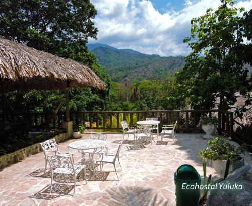 Eco Hostal Yuluka, El Zaino