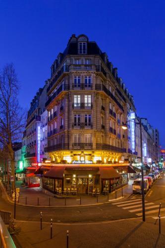 Timhotel paris gare montparnasse h tel 22 rue de l for Hotels 75015