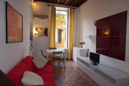 Отель Flatinrome Trastevere 9 0 звёзд Италия