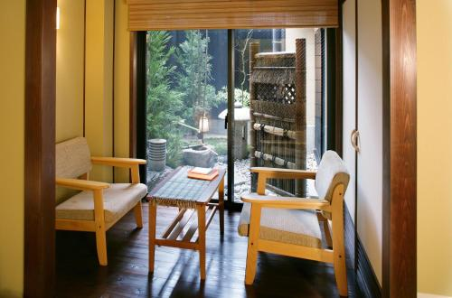 Japanese-Style Deluxe Room with Garden View