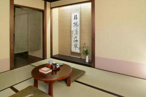Japanese-Style Standard Twin Room with Private Bathroom