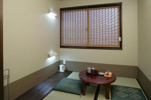 Japanese-Style Single Room