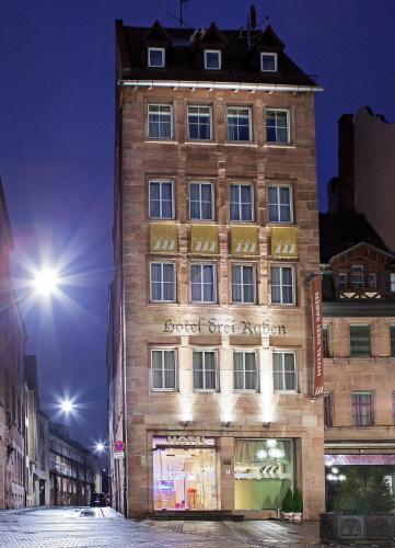 hotel drei raben hotel drei raben n rnberg hotel by wt7 de. Black Bedroom Furniture Sets. Home Design Ideas