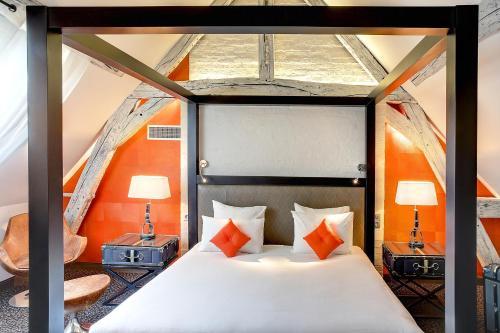 best western premier de la poste spa h tel 35 rue emile zola 10000 troyes adresse horaire. Black Bedroom Furniture Sets. Home Design Ideas