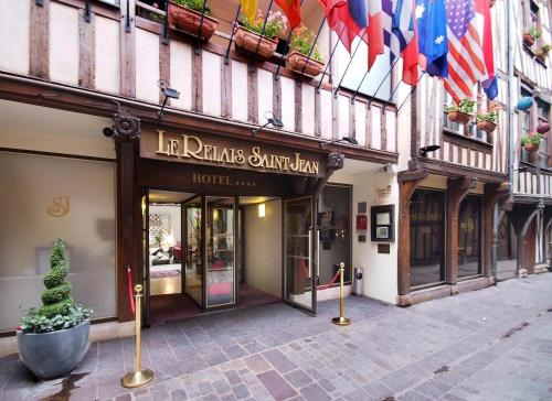 Hotel Relais Saint Jean Troyes
