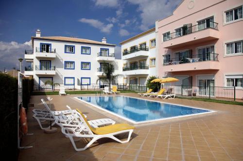 Alagoa Azul Altura Algarve Portogallo