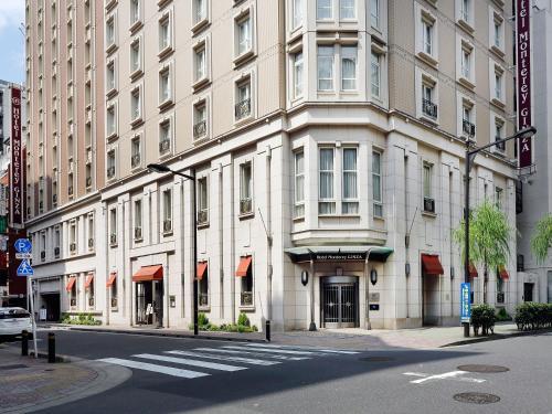 Отель Hotel Monterey Ginza 4 звезды Япония