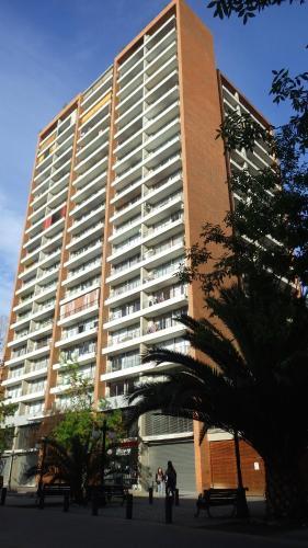 Departamento Pedro de Valdivia front view